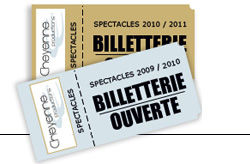 CDF - BILLETERIE